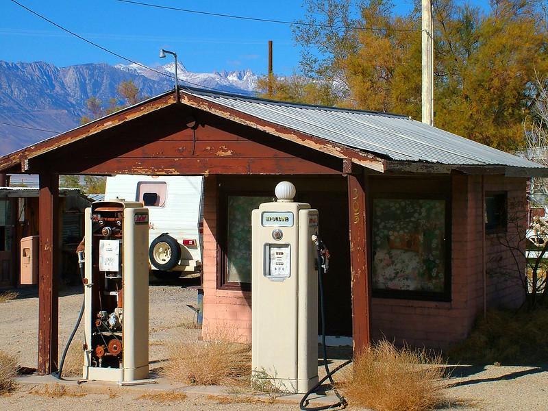 006 Keeler Gas Station