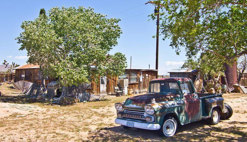 025 Cima, Ivanpah Valley, California