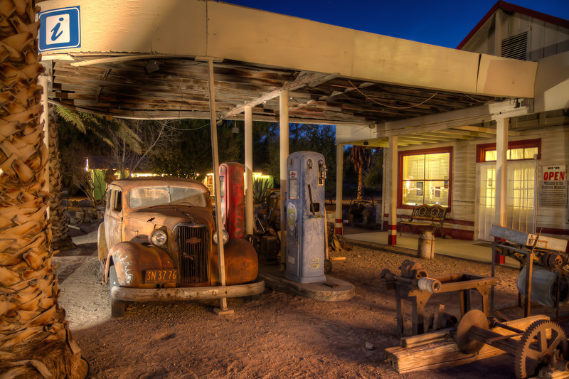 096 Shoshone Museum, Shoshone, California