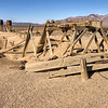 063 Death Valley Junction, California - Old Tonopah & Tidewater Rail Yard