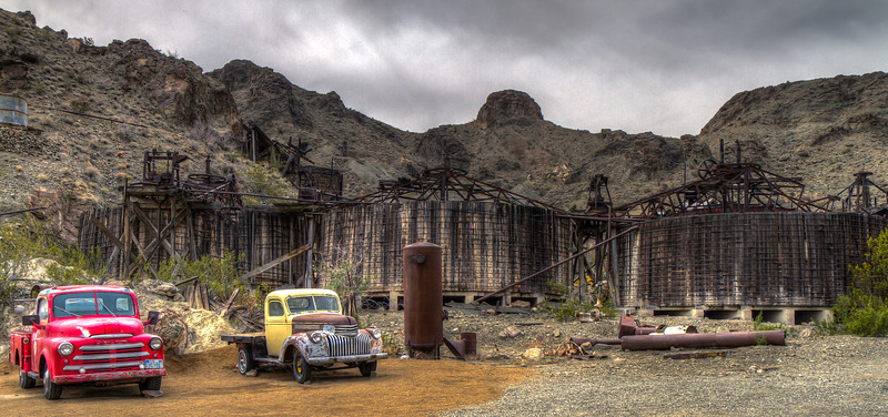 149 Techatticup Camp, est. 1861, Nelson, Nevada.