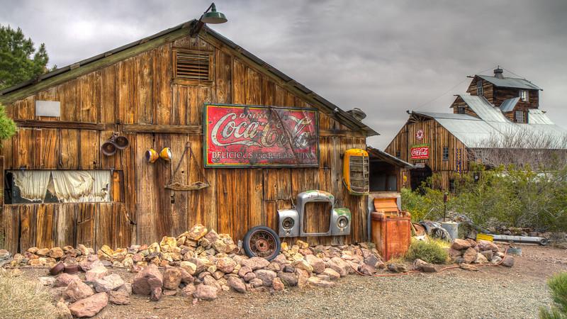143 Techatticup Camp, est. 1861, Nelson, Nevada.