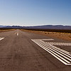 "022 Runway 16 - Beatty Airport, FAA Identifier: BTY<br /> 5,600 feet long, elevation 3,170 feet, opened April 1952<br /> <a href=""http://www.airnav.com/airport/KBTY"">http://www.airnav.com/airport/KBTY</a>"