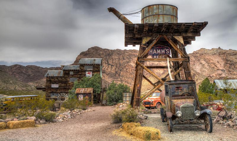 136 Techatticup Camp, est. 1861, Nelson, Nevada.