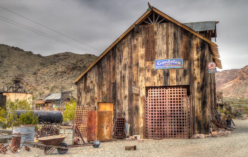 145 Techatticup Camp, est. 1861, Nelson, Nevada.