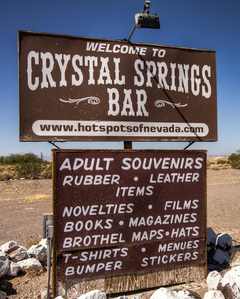 052 Crystal, Nevada