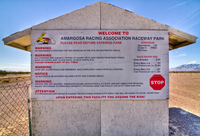 045 Amargosa Race Track, Amargosa Valley, Nevada