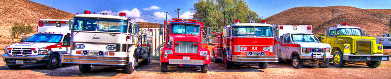 Tecopa Fire Department