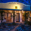 Nipton, California. Founded 1900.  Five room hotel built in 1910.