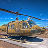 "Veterans of Foreign Wars, Amargosa Valley, Nevada - ""Miss Crystal"" UH-1"