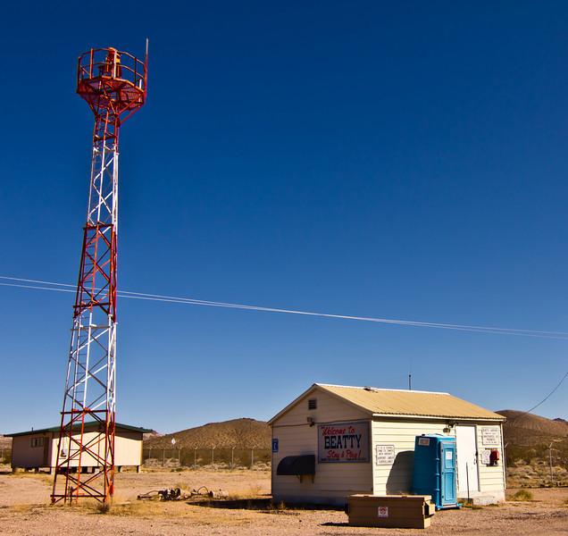 021 Beatty Airport, Nye County, Nevada