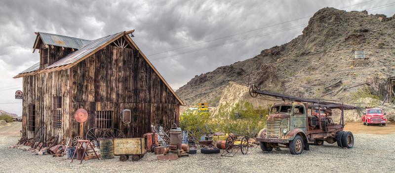 155 Techatticup Camp, est. 1861, Nelson, Nevada.