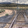 119 Cima, California. Founded circa 1906 as a railroad siding and commercial center for ranching and mining.