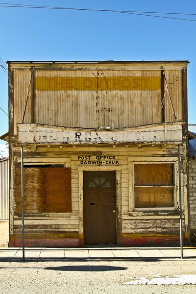 004 Post Office, Darwin CA 93522