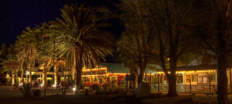 102 Shoshone, California
