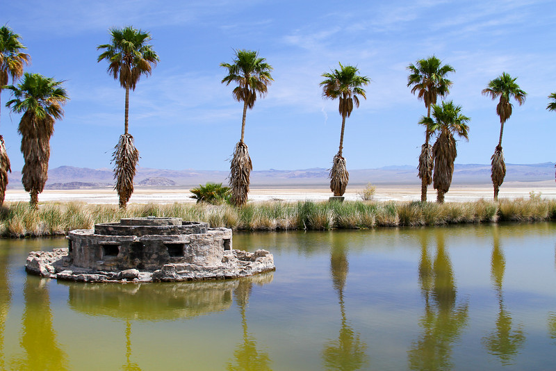 Zzyzx Mineral Springs and Health Spa era