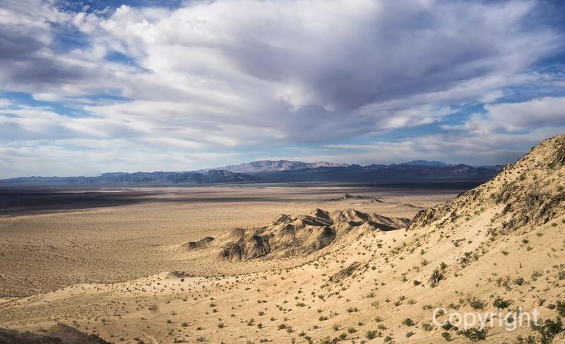 Mojave Sand Dunes