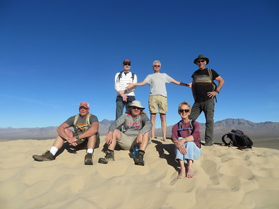 2018 Mojave National Preserve