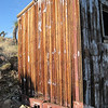 Another view of the boxcar.