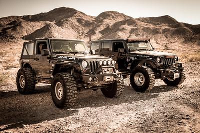 Mojave Road Trail Memorial Weekend 2018