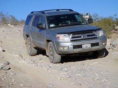 Mojave Trail 2008