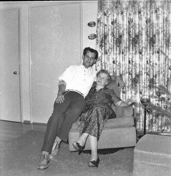 Christmas, 1958