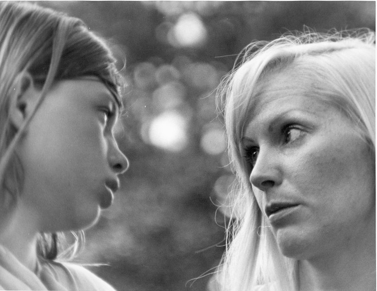 Connie scolding Penni, 1974