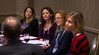 W. Marston Linehan, M.D. mentors the attendees, Women in Cancer Research (WICR) Career Mentoring Session