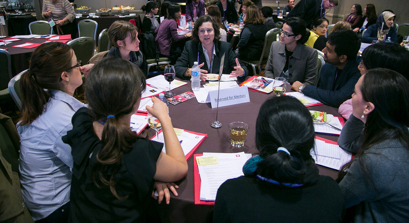 Attendees, Women in Cancer Research (WICR) Career Mentoring Session