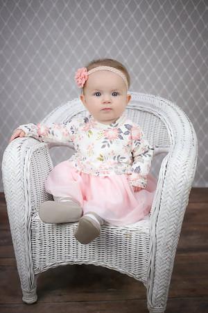 Mollie 8 Months