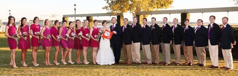 Mollie & Will's Wedding
