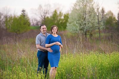Mollie and Aaron Maternity Photos