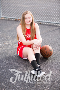 Molly's Eighth Grade Basketball Session (20)