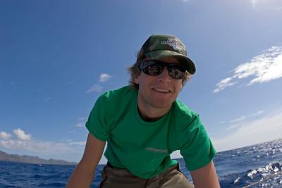 leaving Oahu Marius
