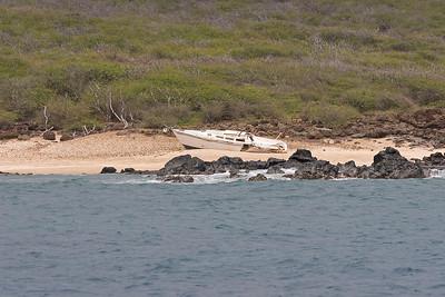 shipwreck on molokai