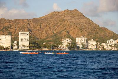 leaving Oahu
