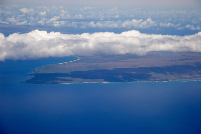 Southwest of Molokai - Haleolono Harbour