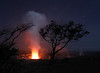 Pele's Home<br /> IMG#0187<br /> Taken at Halema`uma`u crater within Hawai`i Volcanoes National Park February 14, 2010<br /> <br /> NOTE-- I have cropped this image a little so it is not a full-framed standard digital size like 12x18, or 24x36. Instead, it has a ratio of 24x33-inches. So if purchasing, look carefuly at the cropping options to get what feels right for you sizing-wise~~ Leigh
