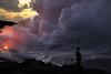 OCT_08-2010_Ocean Entry lava fisherman<br /> <br /> IMAGE# 7772
