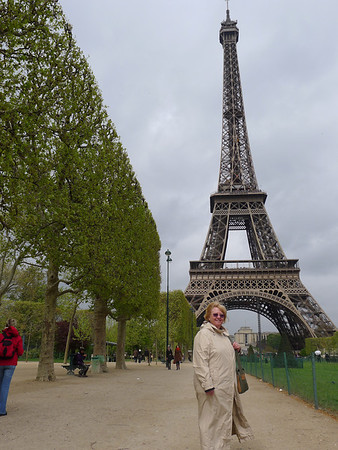Mom & Dad in France