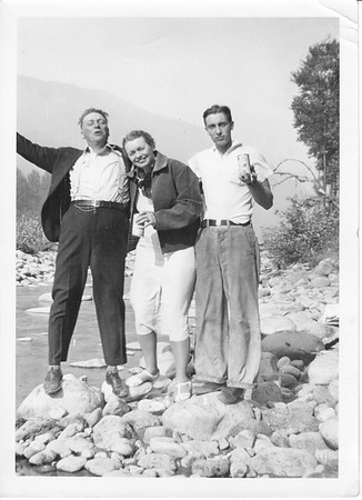 Andy (Possible GG Grand Dad) - Coila (Married Owen E. Kinnard) and Dallas (My Great Grand Dad - Mom Side (1938)