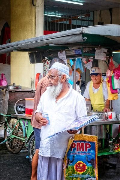 Local Imam