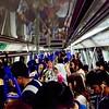 Singapore MRT Rush Hour