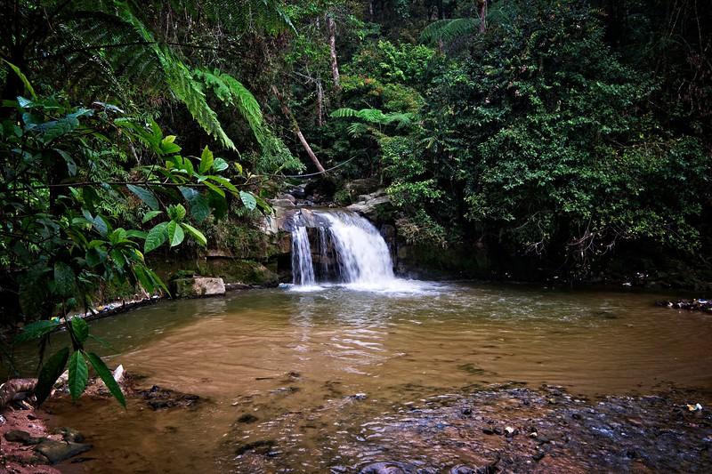 Parek Waterfall