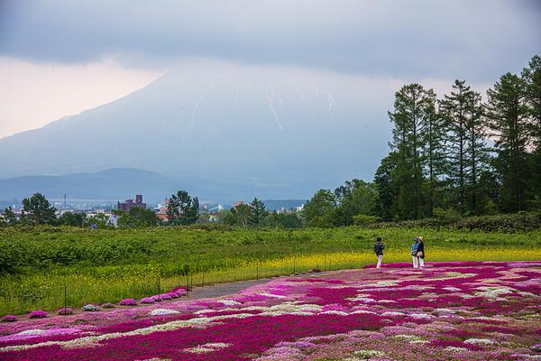 Mishima Garden, Kutchan, Hokkaido