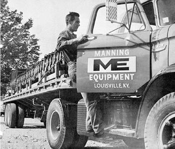 #TBT Manning Equipment LLC