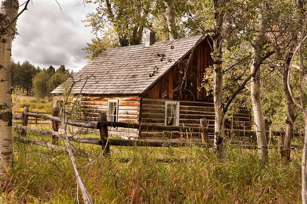 Artists Cabin - Phillipsburg, MT- Ordering file name is listed below