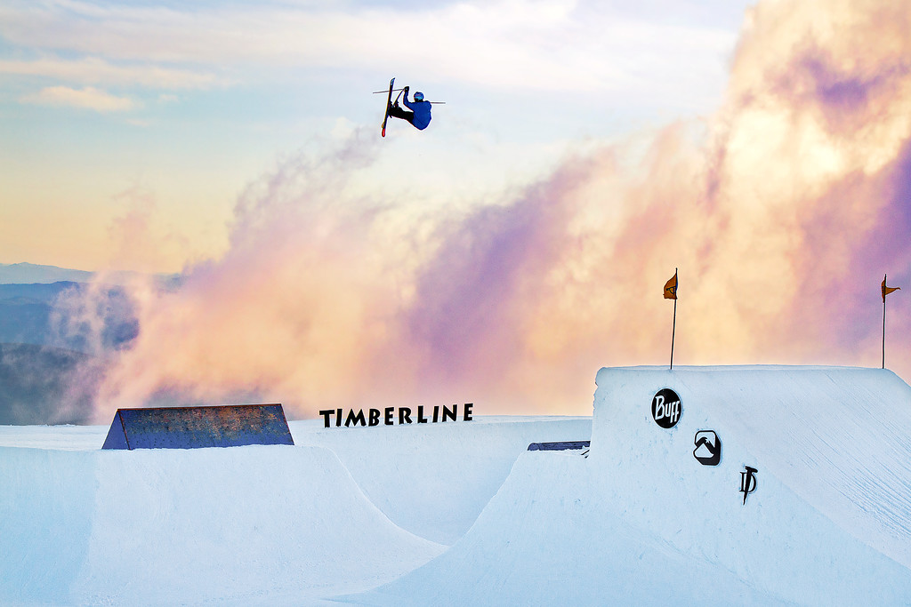 Nick Goepper, Timberline OR