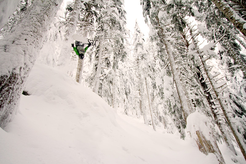 Sam Giffin, Mt Baker WA