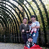 "Photographed by Eric, December 2006.  <br /> <br /> That year, Eric decided to participate in Reflections.  The theme was ""Your Favorite Place"".  He picked The Cincinnati Zoo... so we went there.   <br /> <br /> Eric did not win anything for the Reflection contest.  But he took this family picture that we will treasure forever."